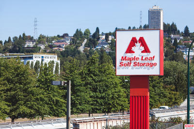 Picture of Maple Leaf Self Storage - Wall Street