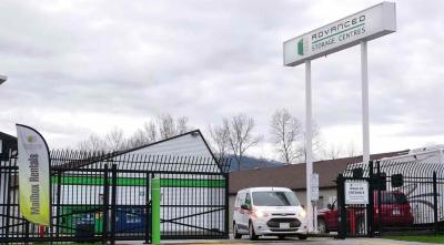 Advanced Storage Centres - Vancouver